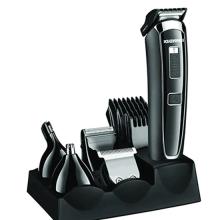 Машинка для стрижки волос и бороды (стайлер) Gemei GM-801 5 в 1