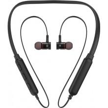 Беспроводные наушники AWEI Беспроводные Bluetooth наушники Awei G10BL с шейным ободом (Черный) SKU_441