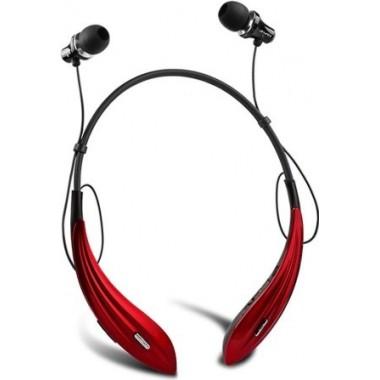 Беспроводные наушники AWEI Беспроводные Bluetooth наушники Awei A810BL с шейным ободом (Красный) SKU_174