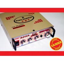 Усилитель звука Xplod SN-909 USB+SD+MP3