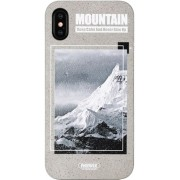 Чехол-накладка Remax Armstrone Series Case Apple iPhone X Snow
