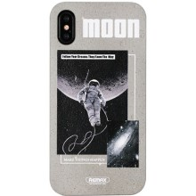 Чехол-накладка Remax Armstrone Series Case Apple iPhone X Moon