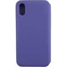 Чехол-книжка Remax Ideal Leather Case Apple iPhone X Blue