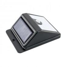 Светильник 30 led с датчиком движения на солнечной панели