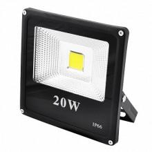 Прожектор SLIM YT-20W COB, 1800Lm, IP66 (влагозащита)