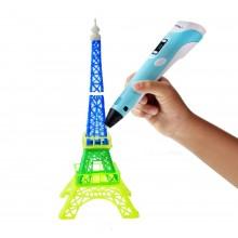 Ручка 3D с Экраном H0220 Синий