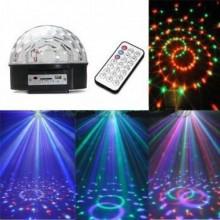 Диско шар Magic Ball с MP3 плеером + Bluetooth