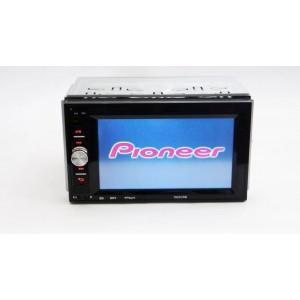 """Автомагнитола 2 din Pioneer 7622 Магнитола 7"""" Экран + AV-in + пульт на руль"""