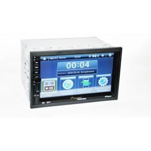 """Автомагнитола Pioneer 2 din Pioneer 7020 CRBG GPS Магнитола 7"""" Экран + AV-in + пульт на руль"""