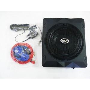 "Активный плоский корпусной cабвуфер BOSCHMANN BM Audio BM-T10 800W 10"""