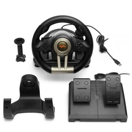 Игровой руль с педалями PXN V3 Pro