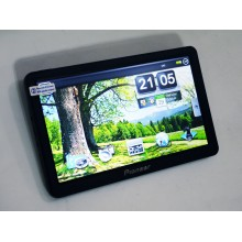 "GPS навигатор - планшет Pioneer T30 9""  8gb 800mhz 256mb IGO+Navitel+CityGuide (Емкостной экран)"