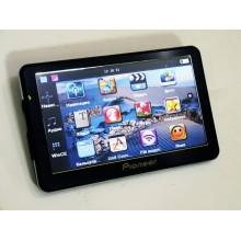 """GPS навигатор - планшет Pioneer 7""""  711 8gb 800mhz 128mb IGO+Navitel+CityGuide"""