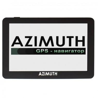 GPS навигатор Azimuth B52 Plus