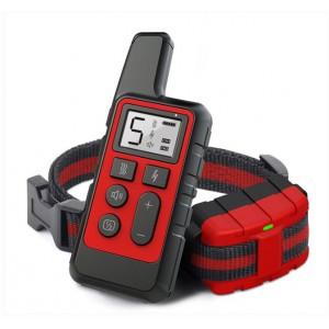Электроошейник для собак Original Training Collar DT-884 ошейник антилай – пульт для дрессировки до 500м, контроль вибростимуляцией, звуком и импульсами тока для коррекции поведения собак любых пород