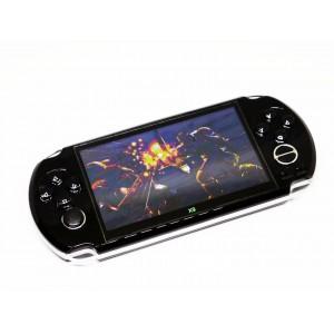 Портативная игровая приставка консоль Х9 + 1000 игр 8GB + наушники + функция E-book + MP3 плеер + MP4 плеер + Диктофон + фотосъемка +  видеосъемка + FM-приемник