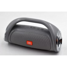 Портативная колонка  Boombox mini 2+ Grey