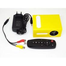 Проектор Led Projector T300 Мини проектор портативный мультимедийный
