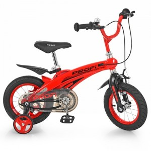 """Велосипед детский PROF1 12"""" (12123)"""